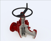 API 6A CAMERON FC MANUAL GATE VALVE