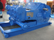 API 7K F1600 TRIPLEX MUD PUMP COMPLETE UNITS