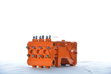 ZTCM 150 Three Cylinder Protable Drilling Rig Mud Pump System