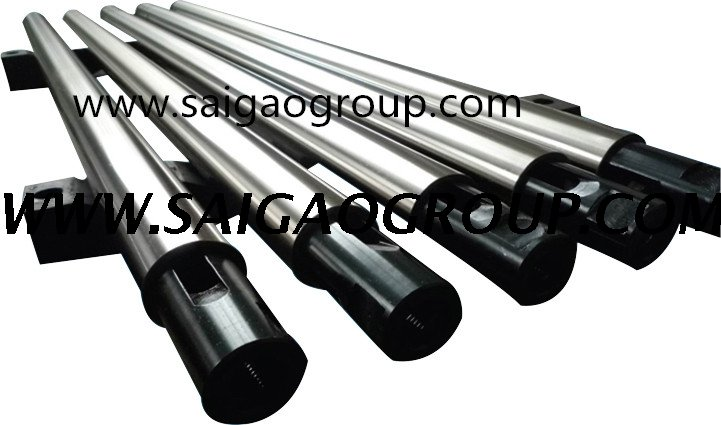 Subsurface Sucker Rod Pumps and Fittings