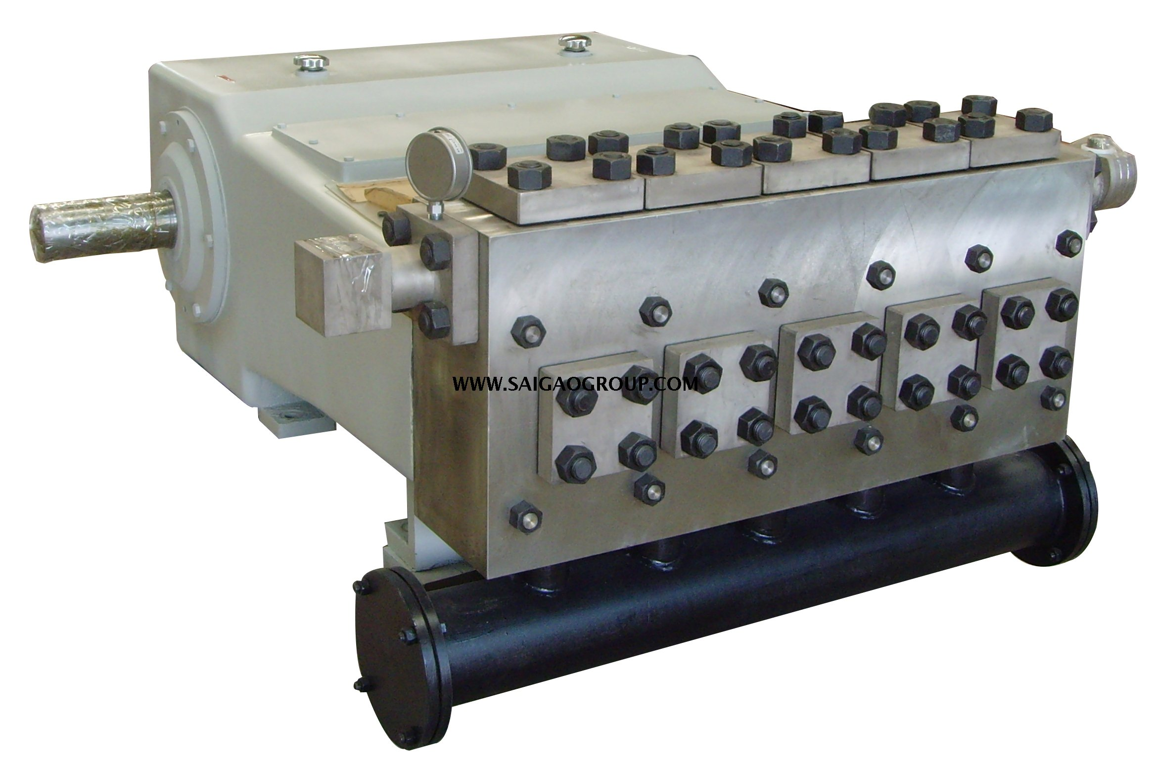 API 5NB 175 PISTON MUD PUMP