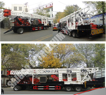 C600Y Water Well Drilling Rig