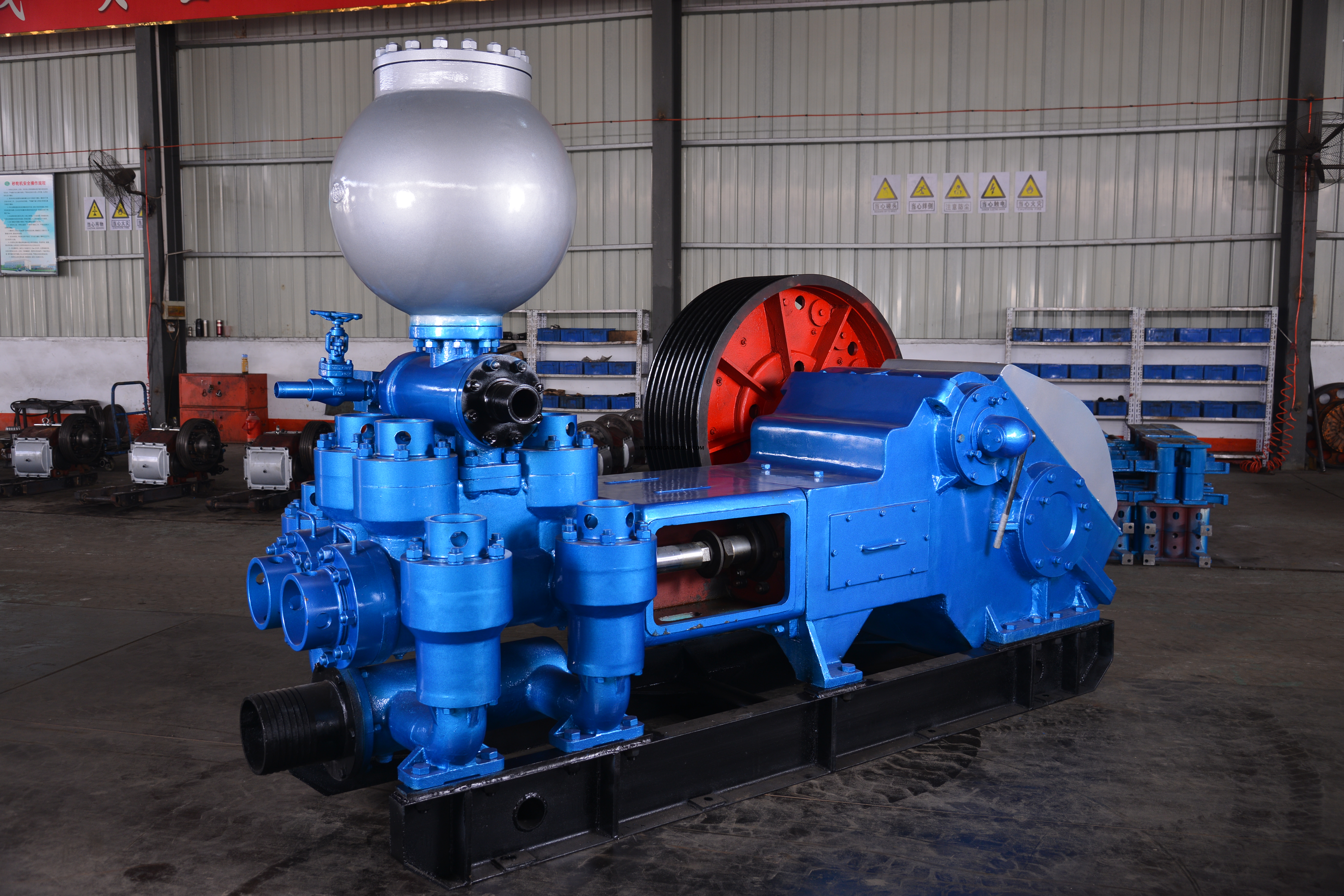 BW1200/7 Mud Pump