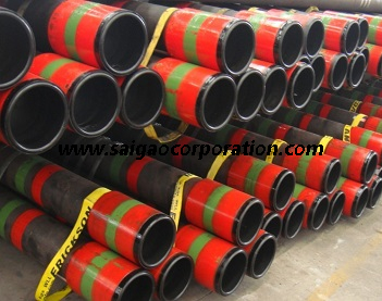 API 5CT Standard Casing Tubular