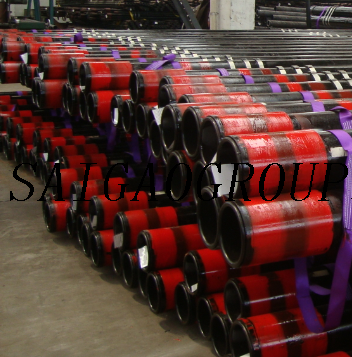 Saigao API Spec 5CT Casing pipe